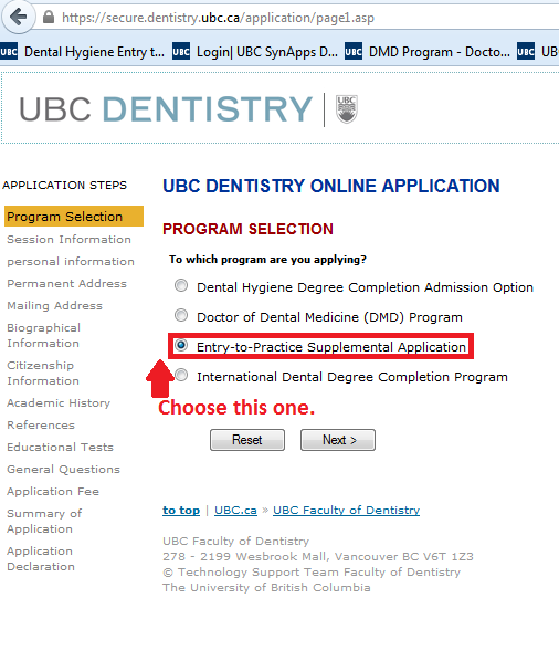 Columbia School Of Dentistry Letter Of Recommendation