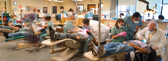Douglas College Volunteer Dental Clinic