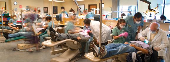 Douglas College Volunteer Dental Clinic