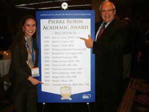Fernanda Almeida - 2011 Pierre Robin Academic Award