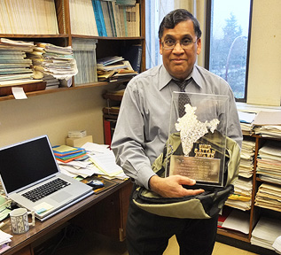 Ravi Shah - Jewel Of India Award