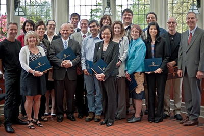 Graduates of the UBC Faculty Scholarship of Teaching and Learning Leadership Program