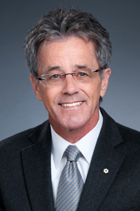 Dr. David Sweet O.C.