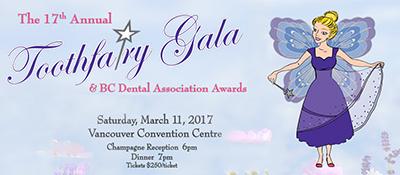 Toothfairy Gala and BCDA Award